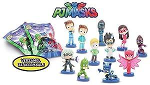 Giochi Preziosi PJ Masks PJM31 Figura de Juguete para niños Multicolor Niño/niña 1 Pieza(s) - Figuras de Juguete para niños (Multicolor, Niño/niña, China, 1 Pieza(s), 120 Pieza(s), 24 Pieza(s))
