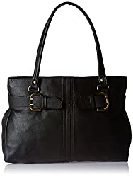 Alessia74 Women's Handbag (Black) (PBG242A)