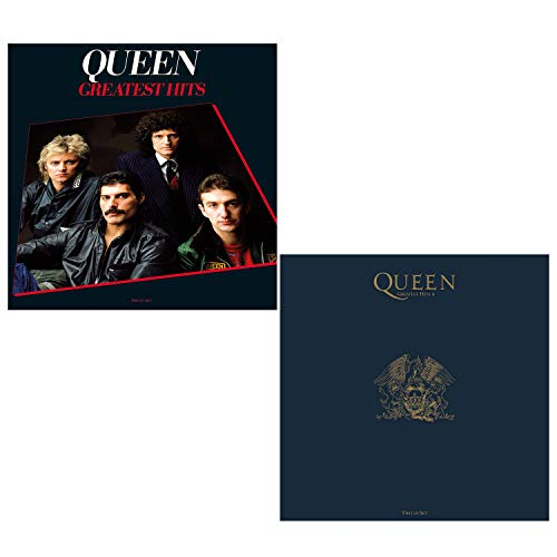 Queen Greatest Hits I and II (Best Of), Vinyl-Album-Bündelung (Queen Vinyl-box-set)