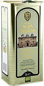 Agia Triada - extra natives Olivenöl BIO - 5 Liter