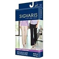 860 Select Comfort 20-30 mmHg Women's Closed Toe Knee High Sock with Silicone Grip-Top Size: M2, Color: Crispa... preisvergleich bei billige-tabletten.eu