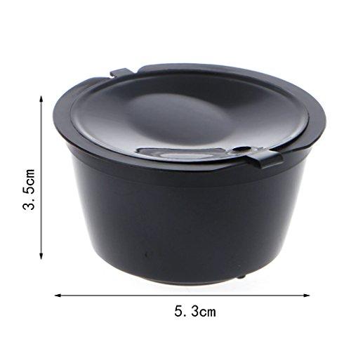 tandou Kaffee Filter 1Permanent Kaffeemaschine Ersatz Filter Korb Tasse Stil Modell-Ei