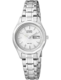 Citizen Eco-Drive Damenuhr EW3140-51AE