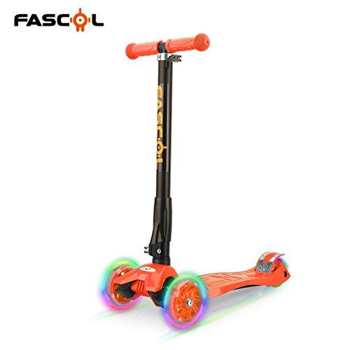 fascol-freestyle-plegable-patinete-para-nios-entre-3-y-9-aos-rodillera-abec-7-cojinetes-grandes-rued