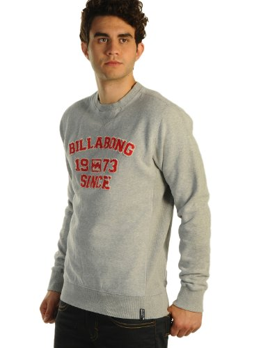 Billabong Seattle Men's Pullover Grau