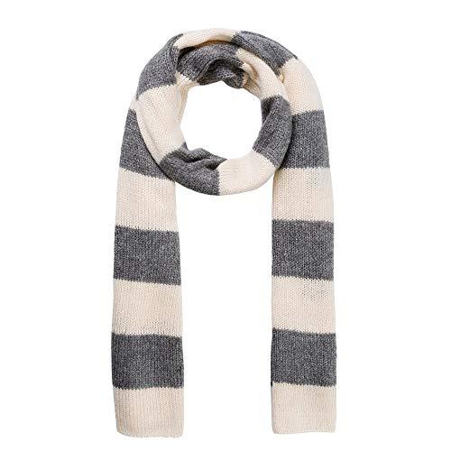 CODELLO SCHAL mit Streifen Offwhite pink gelb blau 82108604 (Off-White)