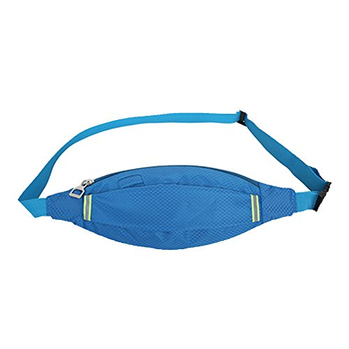 hopeu5r2016-nylon-durable-waist-bag-outdoor-sport-gym-camping-hiking-bike-waist-pack-for-unisex-blue