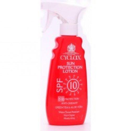 Cyclax Sunscreen Lotion SPF 10 Spray 250 ml