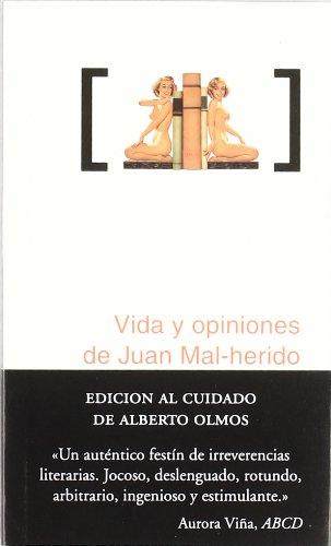 Portada del libro Vida Y Opiniones De Juan Mal-Heri (sic)