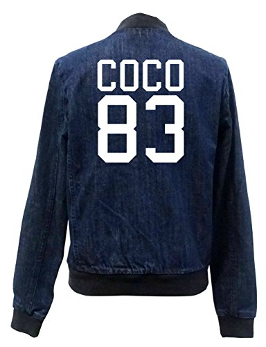 Coco 83 Jeans Bomberjacke Girls Certified Freak-XL
