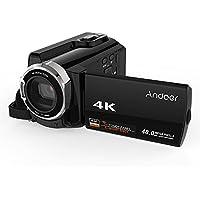 Andoer HDV-534K 4K 48 MP WiFi Digital Video Camera