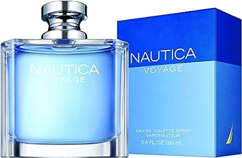 Voyage par Nautica Eau de toilette Spray 100ml