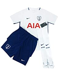 970280ca4 Nike 2017-18 Tottenham Home Full Kit *BNIB* BOYS