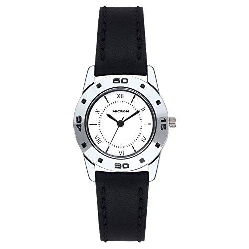 MICRON Women's White Casual & Formal Watch