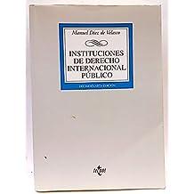 Instituciones de derecho internacional público