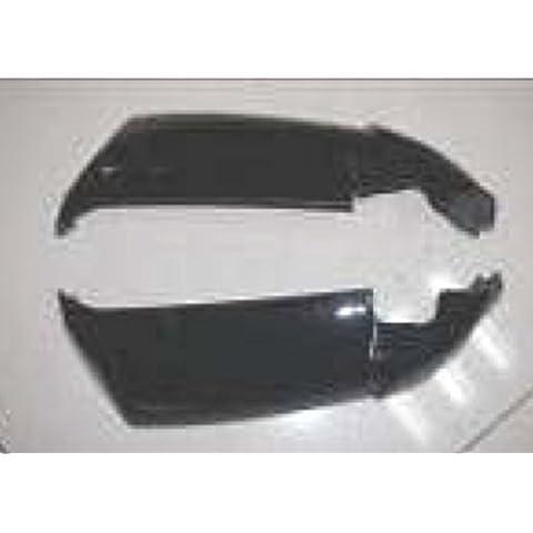 nosolomoto Paneles laterales de fibra de carbono. Motos Harley Davidson VRSCF V-Rod MUSCLE. - Fibra de Carbono -