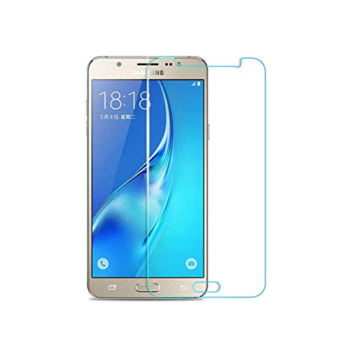 Vikimen Ausgeglichenes Glas-Film, Schirm-Schutz,Tempered Glass On The for Galaxy J3 J5 J7 A3 A5 A7 A6 A8 Plus New Screen Protector Protective Glass Film for Samsung A8 2015 (Metro Samsung)