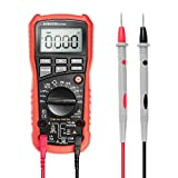 Digital Multimeter, Eventek ET680 Multi Tester Auto Ranging for Measuring AC/DC Current, AC/DC Voltage, Resistance, Frequency, Capacitance, Continuity, Diode