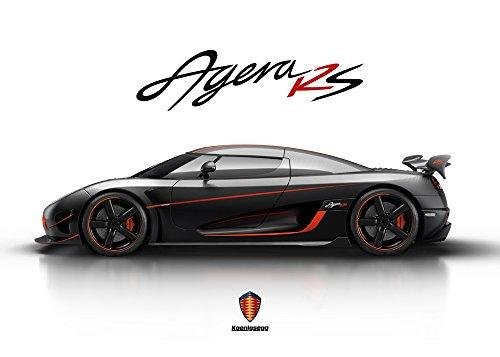 classique-et-muscle-car-ads-et-art-koenigsegg-voiture-agera-rs-2015-voiture-art-poster-imprime-sur-p