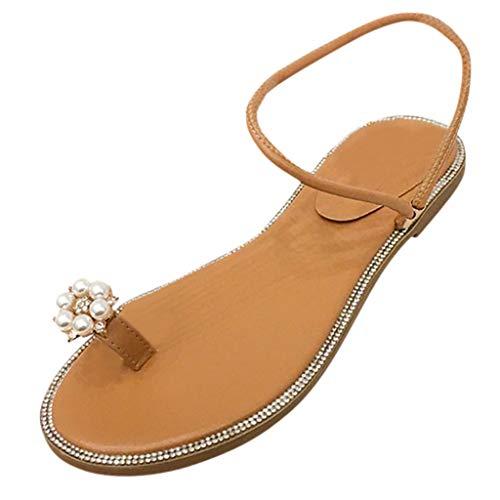 damen pumps sandalen schuhe sommer mode freizeit frauen spitze zehenschuhe ein wort schnalle feine pailletten flach schuhe hausschuhe outdoorschuhe stiefel stiefeletten (Rabatt Stiefel Für Mädchen)