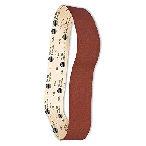 Preisvergleich Produktbild Advanced Pike & Co. ® Schleifbänder 100 x Körnung: 150 mm [One Lieferung] W / min 3 Jahre Garantie