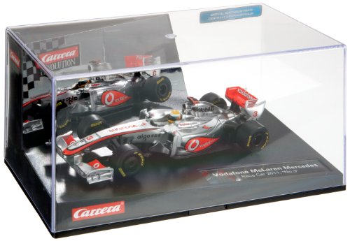 "Carrera Coche Evolution 132 Vodafone McLaren Mercedes Race Car 2011, ""No.3 (20027394E)"