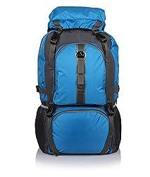 Bag-Age Hiking & Trek Rucksack (Blue)