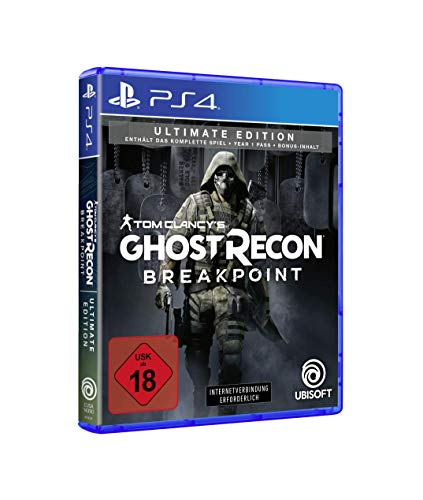 Tom Clancy\'s Ghost Recon Breakpoint - Ultimate Edition - [PlayStation 4]