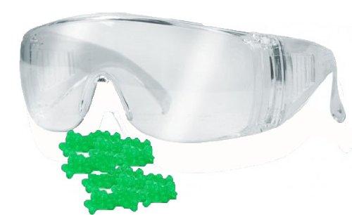 Softair Schutzbrille Extra Breit 74501