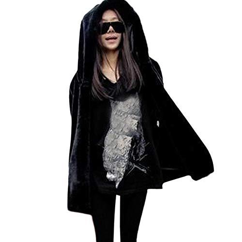 Tonsee  Femmes Manteau, Nouvelle Mode Dames Fausse Fourrure d'hiver Chaud Parka Veste À Capuche Manteau Outwear Pardessus
