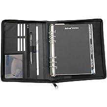 Bind T 3 - Organizador personal (cierre con cremallera), negro