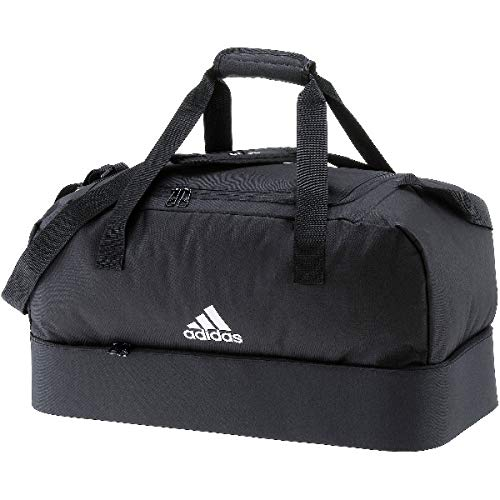 adidas TIRO DU S Sports Bag Black/White NS