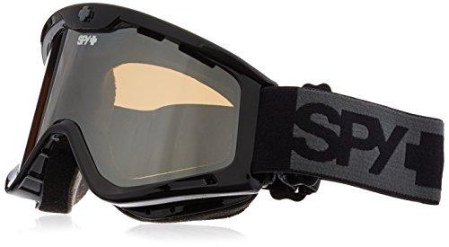 Spy Snow Goggle Targa3, Bronze mit Silver Mirror, One Size, 310809038084