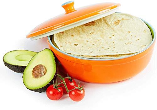 Uno Casa Sartén de tortitas - Calentador de tortillas y crepes de 21,5 cm