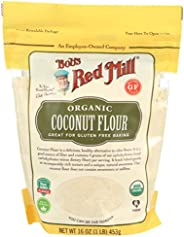Bobs Red Mill Organic Coconut Flour , 16 OZ