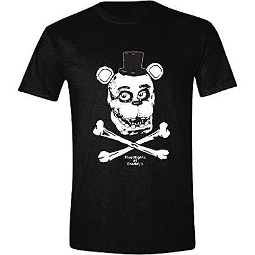 Five Nights at Freddy's - Fazbear Jolly Roger - Official Mens T Shirt (M)