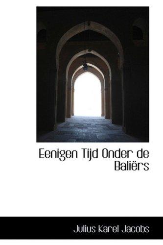 Eenigen Tijd Onder de Baliërs