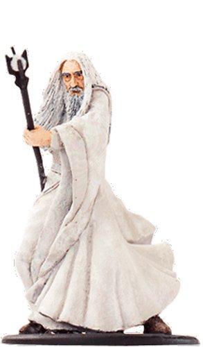 Lord of the Rings Señor de los Anillos Figurine Collection Nº 15 Saruman 1