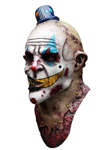 Mask Head & Neck Clown Mime (Mime Sexy Kostüme)