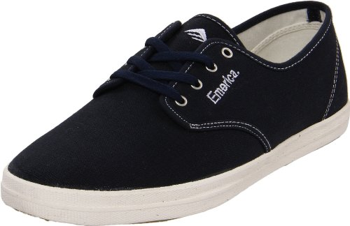 Emerica the Wino, Sneaker Uomo Blu (Navy/Tan/White)
