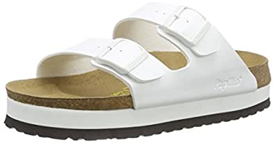 f8f933db329b4d Papillio Damen Arizona Birko-Flor Pantoletten  Amazon.de  Schuhe ...
