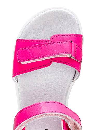 RED WAGON Sandales Flashy Fille Rose (Pink)