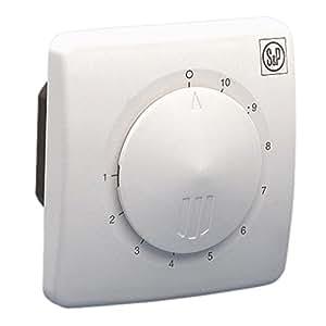 S & P 5401271100–Régulateur electr. REB-1NE