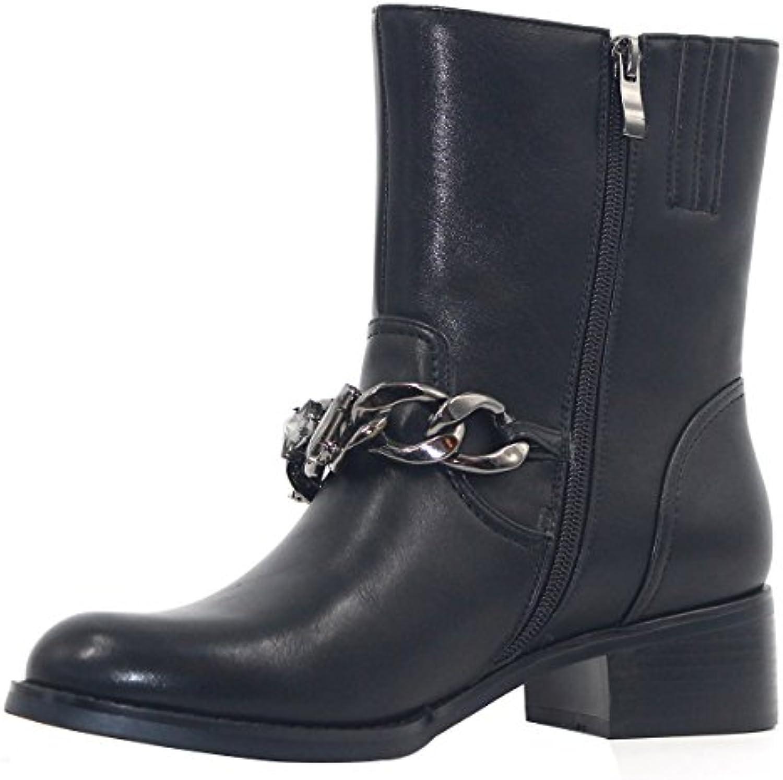 e74266a19fa26b zaproma zaproma zaproma wo automne hiver chaud des talons de chaussures à  bouts pointus b078dl8lj6 parent bottes chunky   New Style,En Ligne 1dff28