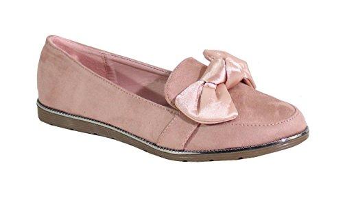 Por Zapatos Ballerine Donna Rosa