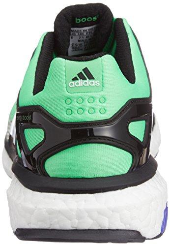 adidas Herren Energy Boost Laufschuhe CBLACK/FTWWHT/CBLACK