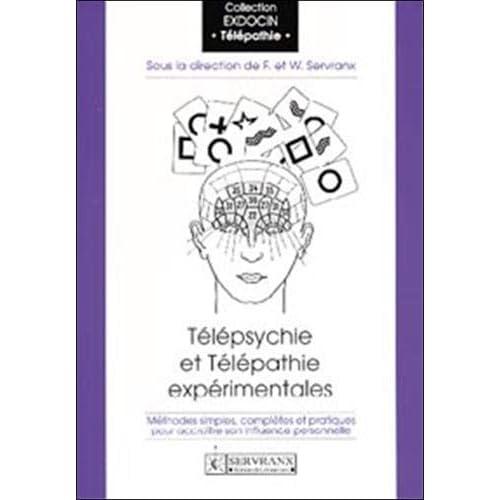 Télépsychie et télépathie expérimentales