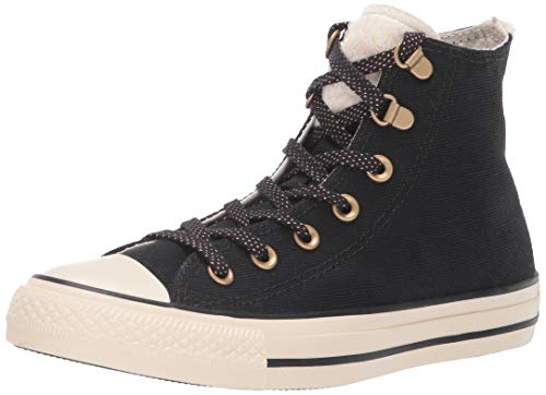 Converse Chuck Taylor All Star Hi - 562487/Black/Natural Ivory/Rust Pink - Women´s
