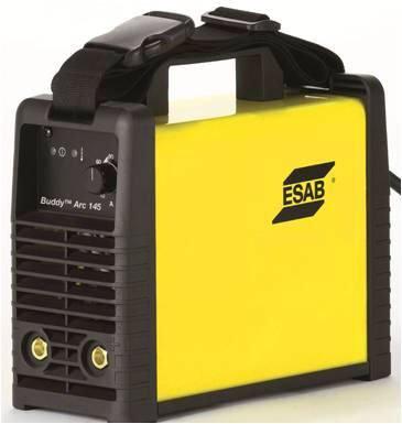 ESAB Elektroden - Schweißinverter Schweißmaschine Schweißgerät Buddy Arc 145