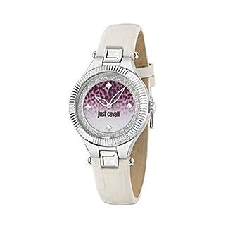 Just Cavalli Reloj analogico para Mujer de Cuarzo con Correa en Piel R7251215503